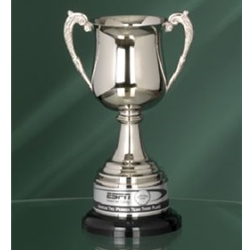 Georgian Silver Loving Cup